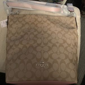 New Coach Signature Abby Duffle